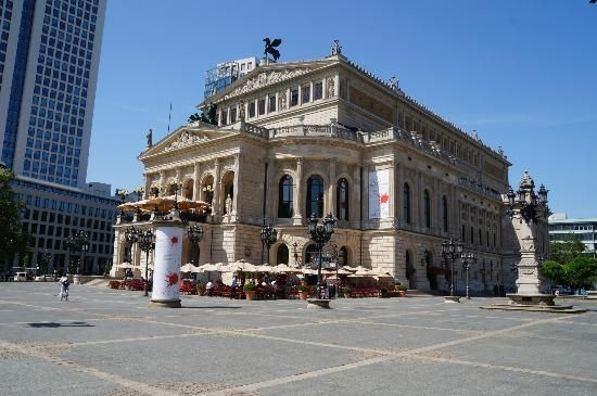Photos of Old Opera House (Alte Oper), Frankfurt - Attraction Images - TripAdvisor