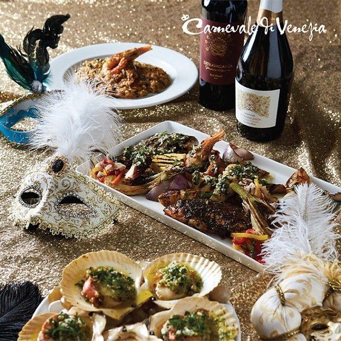 월간 호텔&레스토랑) 블루밍가든 과 오스테리아꼬또 가 3월 12일까지 베네치아카니발 콘셉트의 프로모션을 실시합니다~! 이 기간 동안 블루밍가든과 오스테리아 꼬또를 찾는 고객들은 베니치아 지역 음식의 특징을 살린 신메뉴를 베네치아 여행객의 기분으로 즐길 수 있다고 합니다 ^^