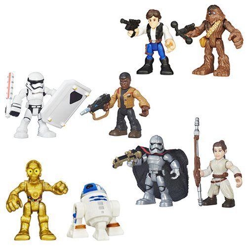 Star Wars Galactic Heroes Figure 2-Packs Wave 2 Case - Hasbro - Star Wars - Mini-Figures at Entertainment Earth