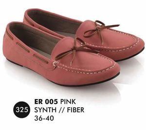 Sepatu Flat Wanita Casual Trendy [ER 005] (Brand Everflow) Free Ongkir