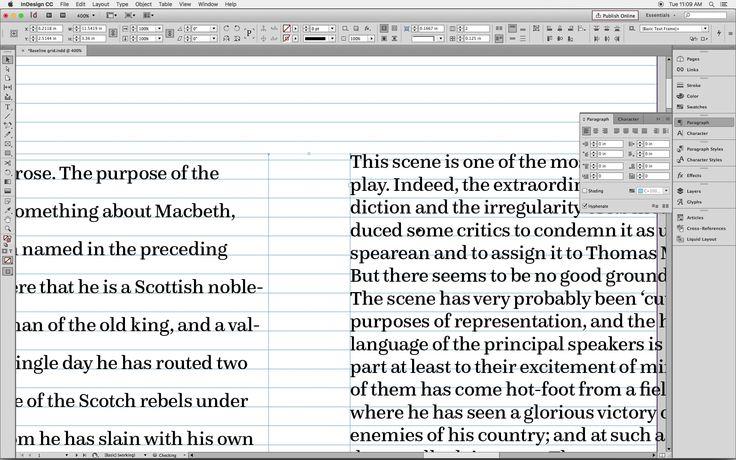 #Typography: How to create Baseline grids. David Sudweeks for FontShop.com