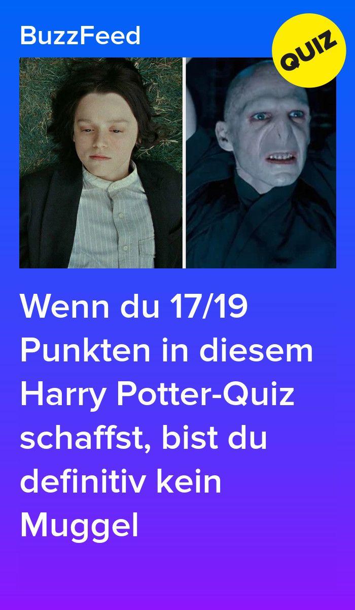 Wenn Du 17 19 Punkten In Diesem Harry Potter Quiz Schaffst Bist Du Definitiv Kein Muggel Harry Potter Quiz Muggel Quiz