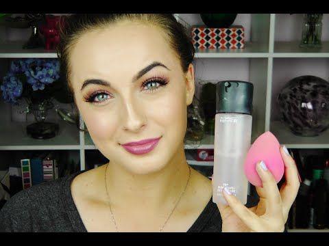 LEBENSWECHSELSTIFT-TIPP !!! – YouTube Verwenden Sie das Einstellungsspray (Fix Plus) und drücken Sie es mit Beauty Blender ein