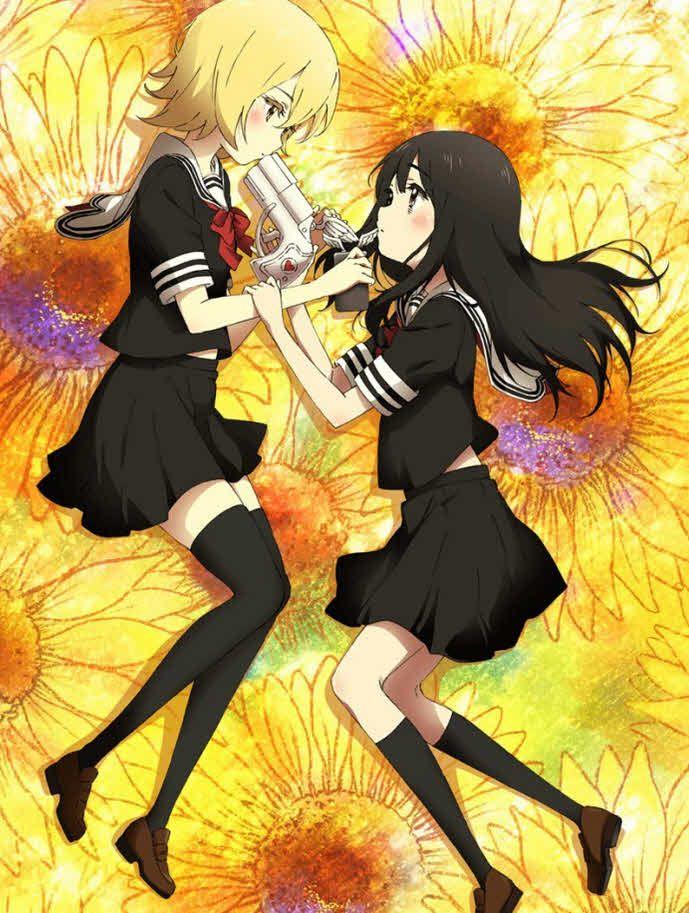 Mahou Shoujo Site image by Funky Kong Anime, Shoujo