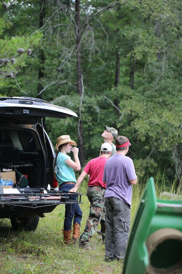 Dove Season Warrants a Skeet Shooting Outing with the Family...opening day of dove season in Alabama. Dove are the filet mignon of the air..shooting practice.. www.gameandgarden.com