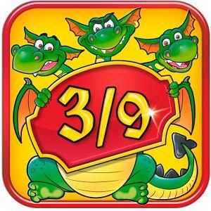"""Представьте себе журнал, страницы которого нужно не просто читать, а в котором нужно помогать героям, чтобы помочь им пройти все препятствия, которые встречаются на их пути. Каждый журнал """"3/9 царство"""" содержит: игры, задания на развитие логики, задания на чтения, задания на счет, а так же загадки, инструкции и рецепты различных блюд. #Android #apps #математика #образование #дети #родители #детские игры #3/9 царство"""