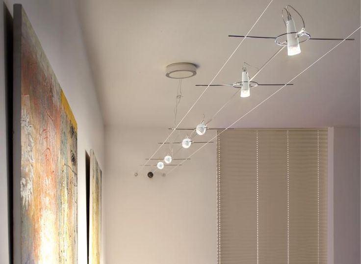 Spot câble Drum AirLed PAULMANN 1x3W LED