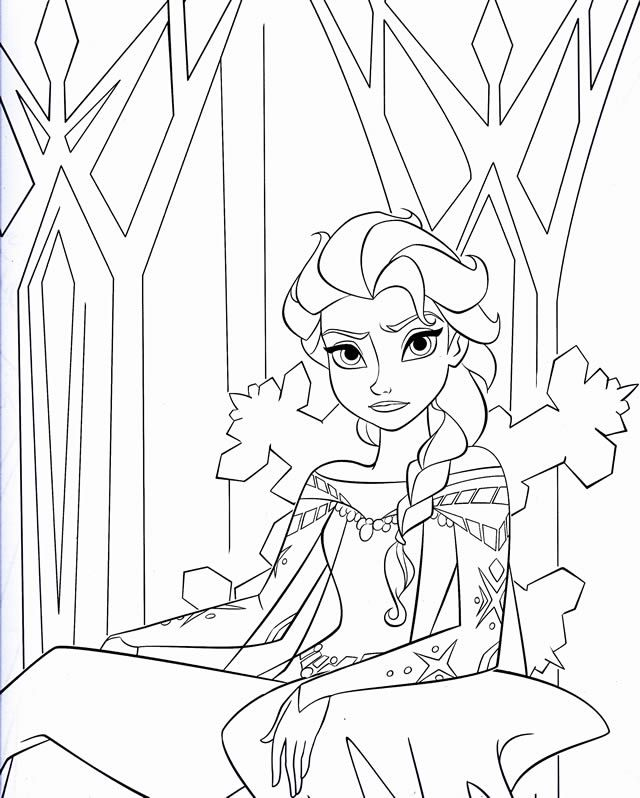 29 best SILUETAS FROZEN images on Pinterest Coloring pages for