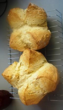 Pão fácil - Pão de trigo especial