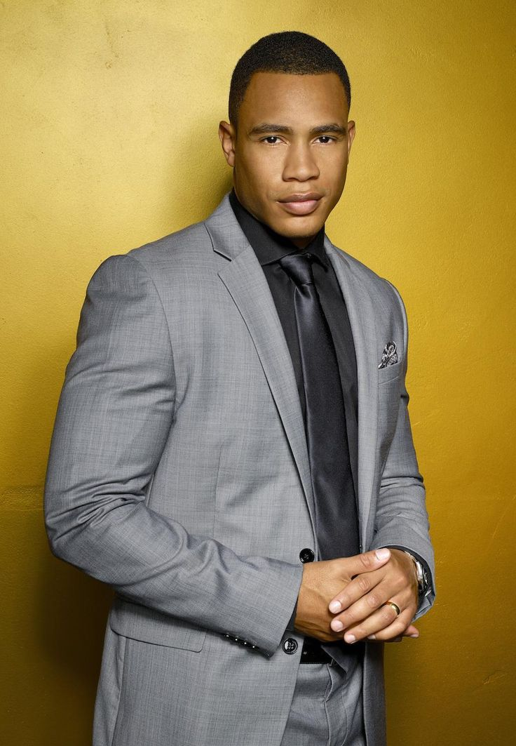 Trai Byers stars as Andre Lyon in Empire on FOX, Wednesdays