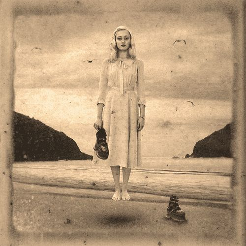 OcéanoMar - Art Site : by Kevin Weir, gifs and animations, spooky character gifs for Miss Peregrine's Home. Tim Burton.