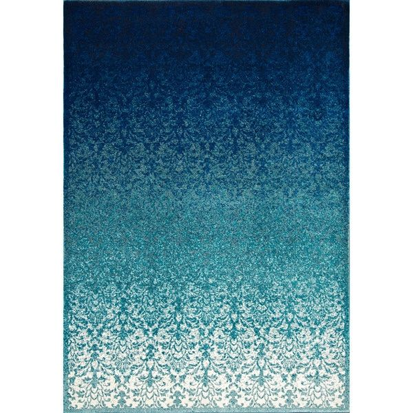 Nuloom Crandall Turquoise 7 Ft 10 In X 9 Ft 6 In Area: 1000+ Ideas About Turquoise Rug On Pinterest