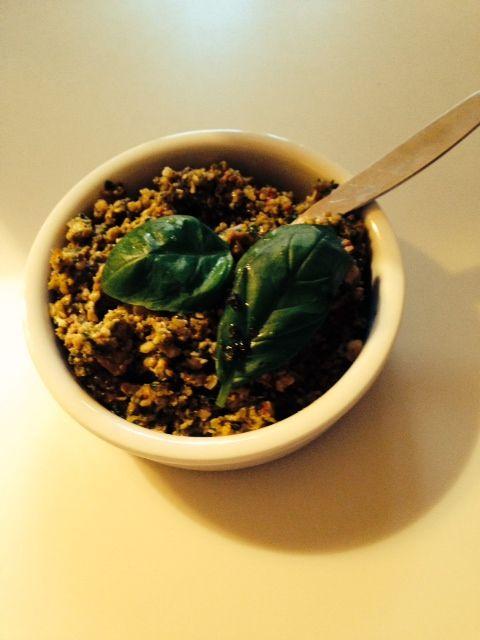 Gezond recept: Tapenade met groene olijven