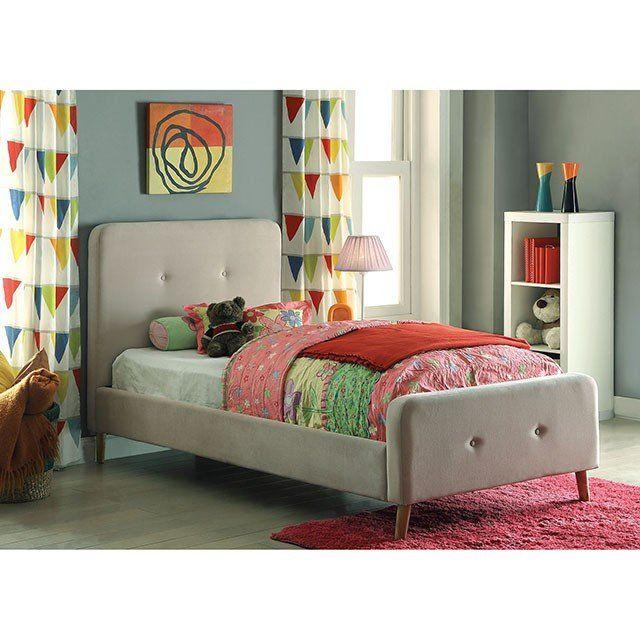 Barney Bed Furniture Bed Linens Luxury Twin Platform