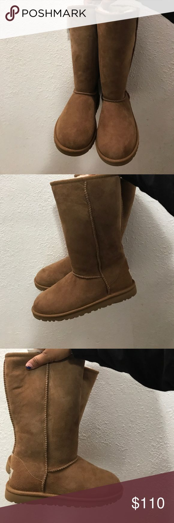 Ugh Boots Brand New Size 6 in youth 36 eu size which is equivalent to a women's size 5/6 UGG Shoes Winter & Rain Boots