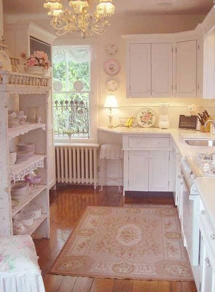 small cottage kitchen best 25 shabby chic shelves ideas on rustic 2334