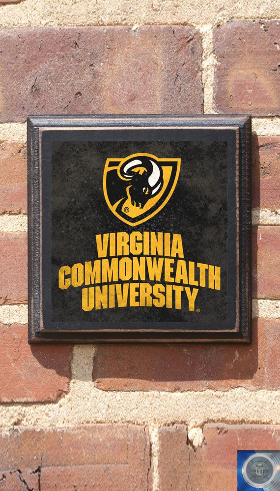 Virginia Commonwealth University Rowdy Rams Shield by CrestField