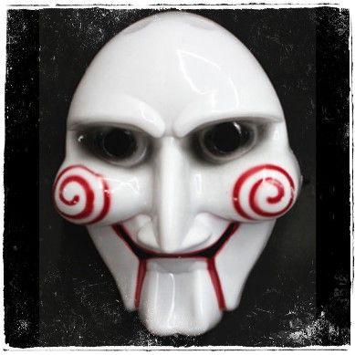 """👺Оригинальная маска главного главного злодея из серии фильмов """"Пила"""" ⠀⠀⠀⠀⠀⠀⠀⠀⠀⠀⠀⠀⠀⠀⠀⠀⠀⠀  👺Материал - Пластмасса ⠀⠀⠀⠀⠀⠀⠀⠀⠀⠀⠀⠀⠀⠀⠀⠀⠀⠀  ⠀⠀⠀⠀⠀⠀⠀⠀⠀⠀⠀⠀⠀⠀⠀⠀⠀⠀ 👺Это отличный подарок для любителей ужасов, фанатов этой киносерии и просто представителей сильной половины человечества. Отлично подходит для маскарадов и костюмированных вечеринок на Хеллоуин. ⠀⠀⠀⠀⠀⠀⠀⠀⠀⠀⠀⠀⠀⠀⠀⠀⠀⠀ ♥️ Стоимость - 150руб. ⠀⠀⠀⠀⠀⠀⠀⠀⠀⠀⠀⠀⠀⠀⠀⠀⠀⠀ ‼️‼️‼️В наличии есть большое количество необычных подарков ⠀⠀⠀⠀⠀⠀⠀⠀⠀⠀⠀⠀⠀⠀⠀⠀⠀⠀ ☎️📡📢…"""