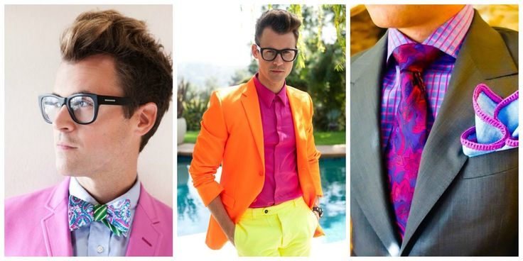 Men neon outfit #men #neonparty #outfit #fashion #ideas #fiesta #15años #bodas #cumpleaños #birthday