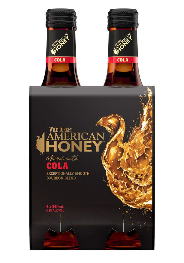 Wild Turkey Honey