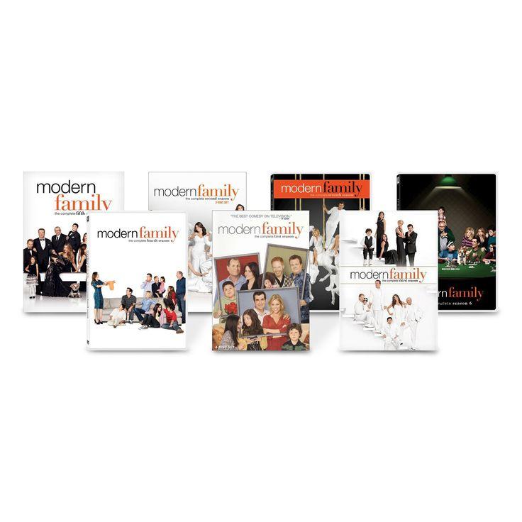 Modern Family Season 1-7 Bundle (Dvd)