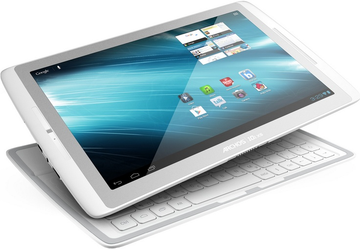 #Archos Gen10 101 XS - Une nouvelle #tablette HD avec clavier escamotable sous #Android !