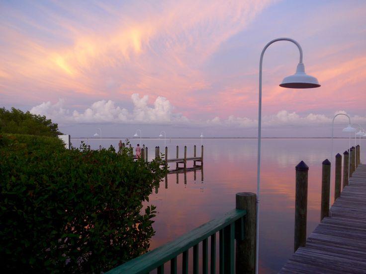 Fort Meyer Florida 2015, beautiful sunset.