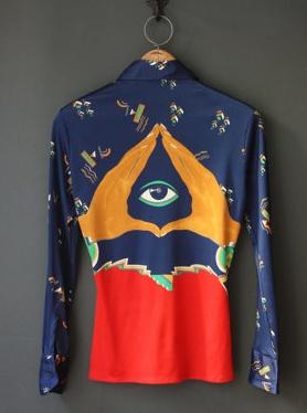 Vintage eye shirt!