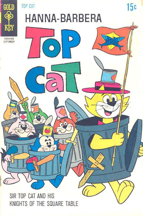 Top Cat Trailer For The Movie Adaptation Of Beloved Old Cartoon