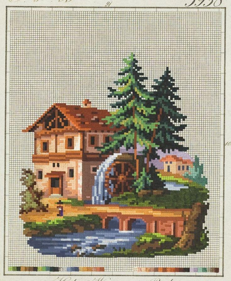 Berlin ? woolwork pattern
