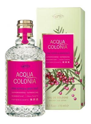 4711 Acqua Colonia Pink Pepper & Grapefruit Maurer & Wirtz for women and men