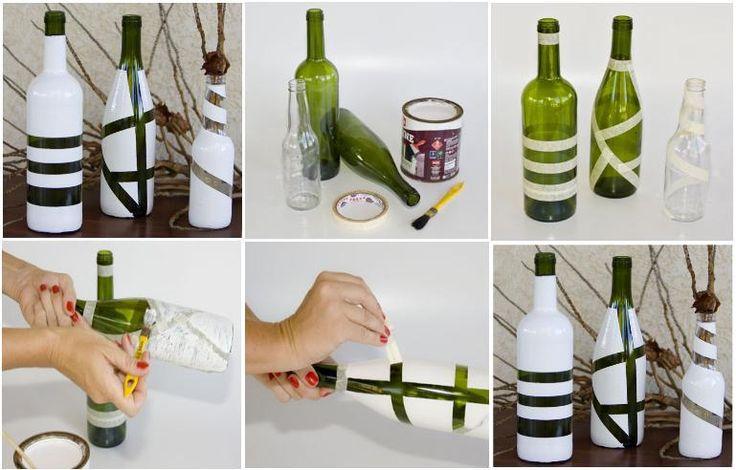 vaas 3 (kan ook met glazen fles, mss minder geschikt voor jonger kleuter dan)