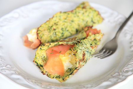 Is it a crepe? A wrap? A tortilla? You can call them anything you want and wrap them around whatever you'd like. The result is always the same: delicious. Zucchini and thyme flavor these light but durable wrappers that can hold an array of savory fillings. In this version, a combination of fluffy scrambled eggs, […]