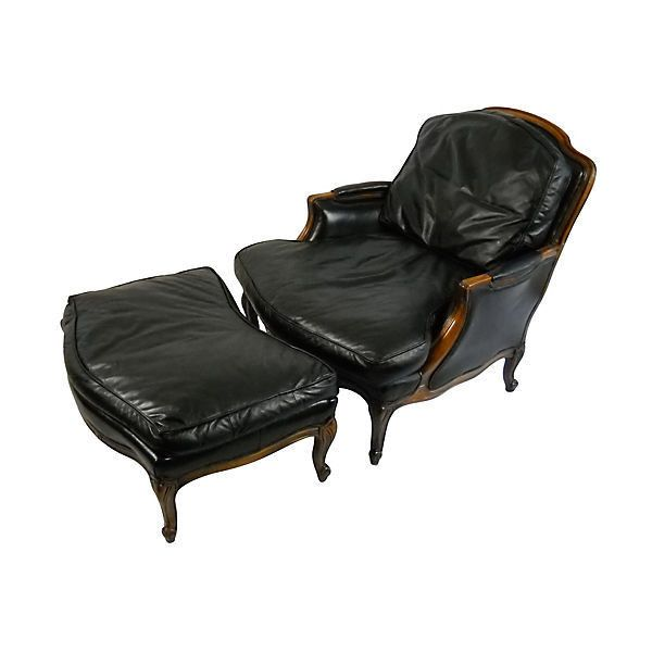 Pre Owned Leather Berg re   Ottoman   2 415    liked on Polyvore featuring  home  Leather FurnitureHome FurnitureSecond Hand. Best 20  Second hand furniture ideas on Pinterest   Repurposed
