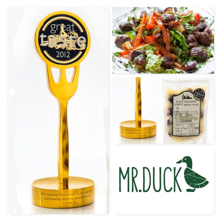 """Very tender, melting texture"""" - """"Great duck flavour which lingers well. Really evokes the feeling of a holiday in southern France: an excellent example of its kind"""" - """"Great intensity to the flavour of these gizzards"""""""