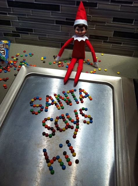 Santa says Hi!
