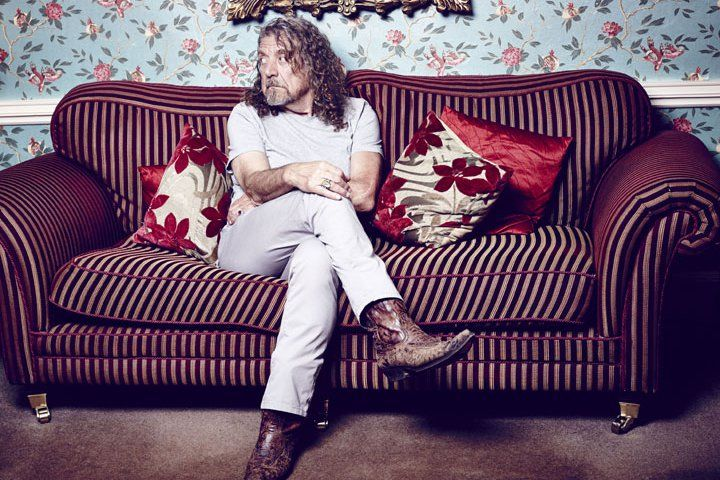 Robert Plant, on love. Listen to Robert Plant's new album 'lullaby and... The Ceaseless Roar' before its Sept. 9 release.
