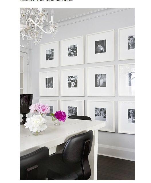 Lady Selva: Decoración: Ideas sencillas para decorar una pared vacía