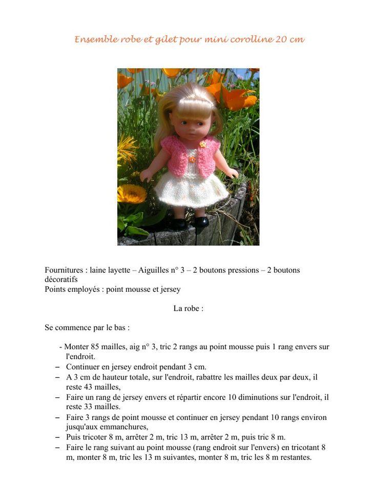 explications robe et gilet mini corolline blonde .pdf - Fichier PDF