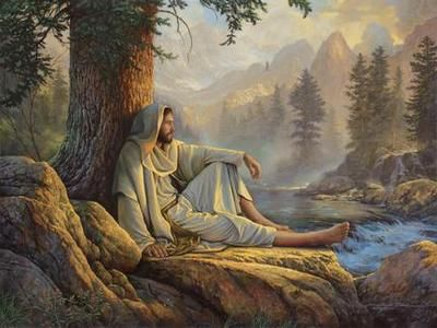 """""""Awesome Wonder"""" - painting by Greg Olsen"""