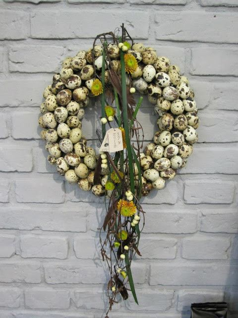 Wreath - Easter/spring idea