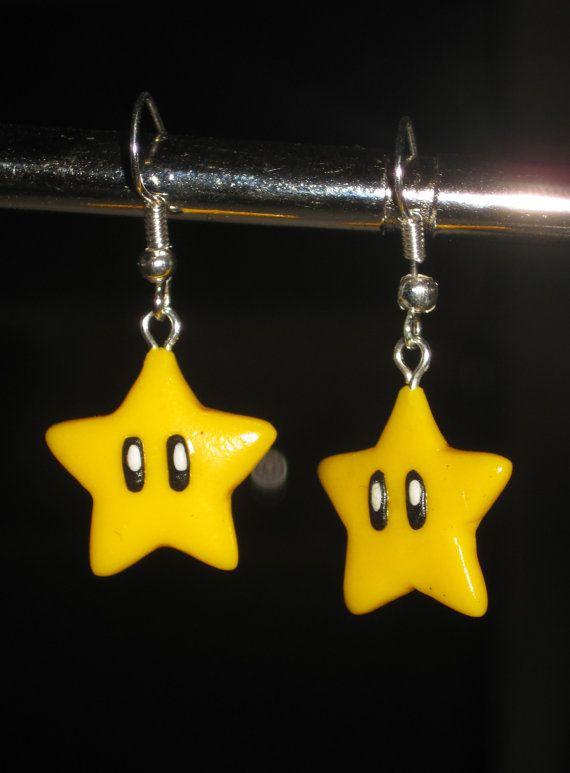 Fimo-Étoiles de Mario