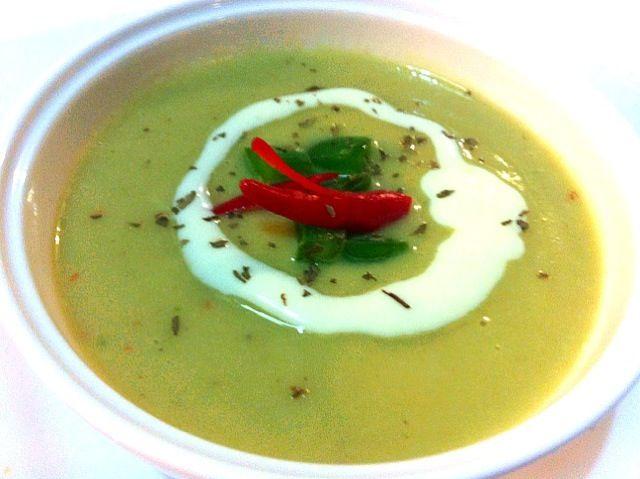 レシピとお料理がひらめくSnapDish - 20件のもぐもぐ - Avocado cream soup by Jorge Bernal Márquez