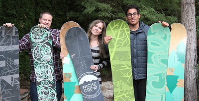 Company Spotlight: Niche Snowboards – Redefining eco-responsibility By Snowboard Magazine