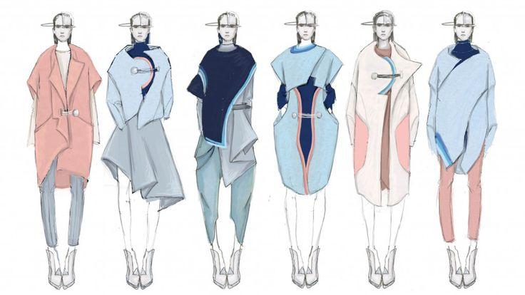 Academy of Art University School of Fashion Runway Preview - ArtsThread