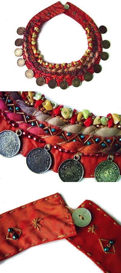 #diy #doityourself #necklace #bracelet #kolye #bileklik #model