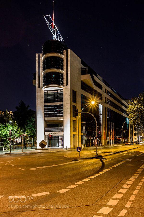 Willy Brandt Haus by jeckstadt