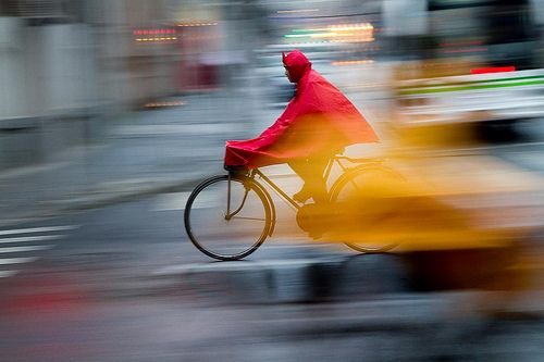 Panning: Capture Motion Blur and Keep your Subject in Focus