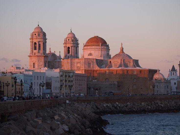 Sunset in Cádiz´s Cathedral by Natalia & J.A  on 500px