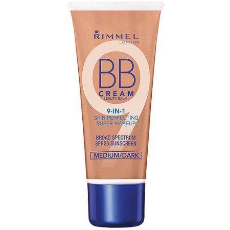Rimmel BB Cream Beauty Balm Medium/Dark Needs Weight